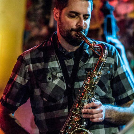 dave Rempis - saxophonist, composer, improviser